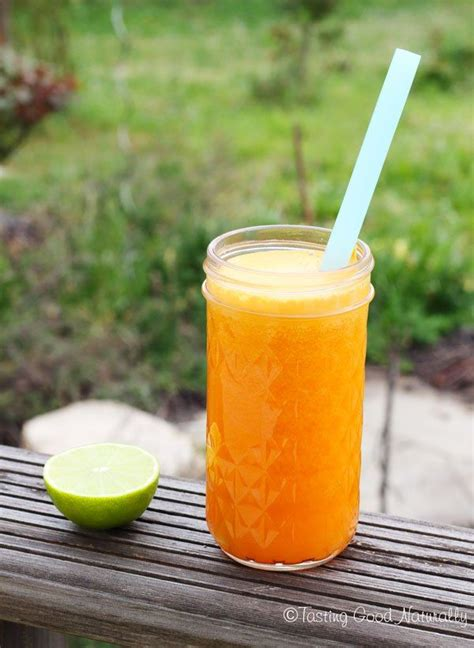 Jus De Citron Vert Detox jus de carottes orange citron vert et gingembre vegan