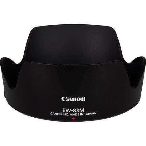 Ew 83m For Canon Ef 24 105mm F35 56 Is Stm canon ew 83m lens canon uk store