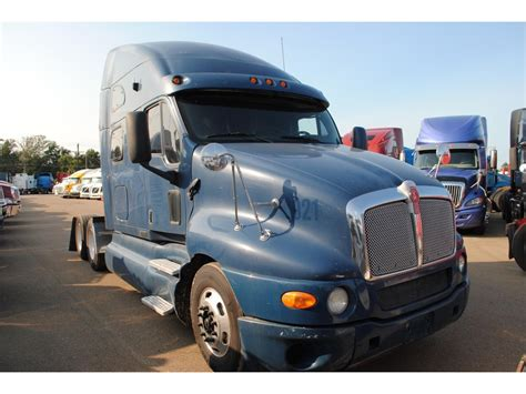 2009 kenworth truck 2009 kenworth t2000 conventional trucks for sale used