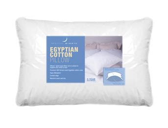 Nights Pillow by Restful Nights 174 Cotton Pillow King