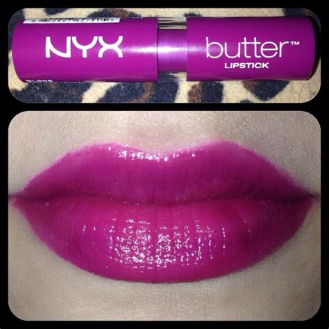 Lipstik Nyx Di Pasaran nyx butter lipstick in hunk in my collection lippies butter nyx and