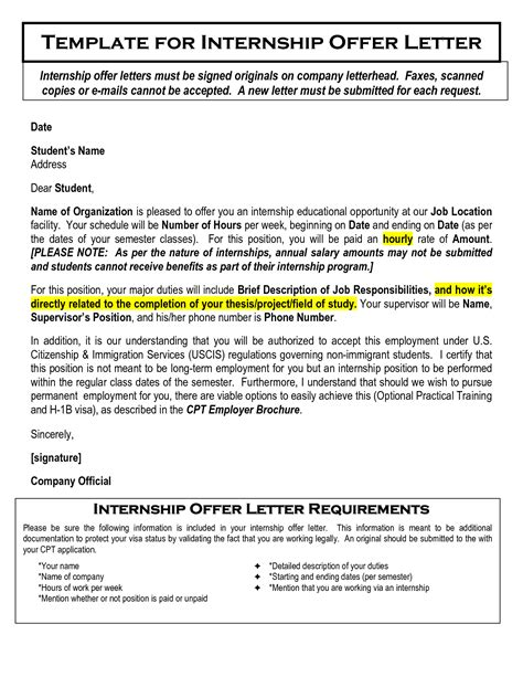 Letter Of Intent Exle Veterinary Internship 404 File Or Directory Not Found