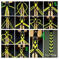 how to make a two color paracord bracelet how to make a paracord bracelet pictures photos and