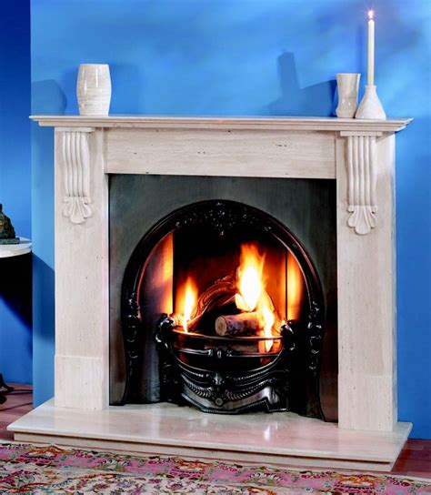 Montpellier Fireplaces by Fireplace From Montpellier Marble