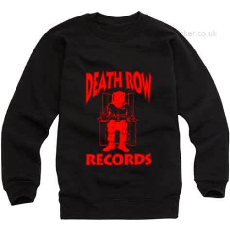 Row Records Sweatshirt Row Records Logo Sweatshirt Inspired By The Row Records