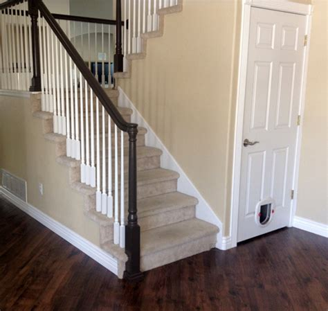What Are Banisters by Out With The Oak In With The New Diy Banister Makeover