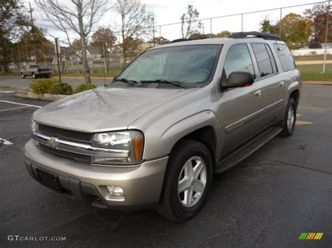 2003 chevy trailblazer lt 2003 light pewter metallic chevrolet trailblazer ext lt 4x4 39388121 gtcarlot com car color