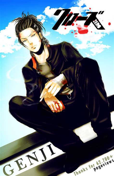 download film genji takiya genji crows zero zerochan anime image board