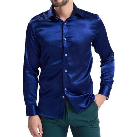 Silk Sleeve Shirt popular mens sleeve silk shirts buy cheap mens
