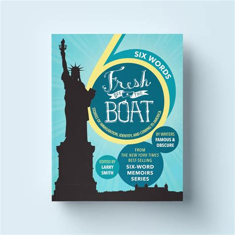 fresh off the boat book six words fresh off the boat six word memoirs