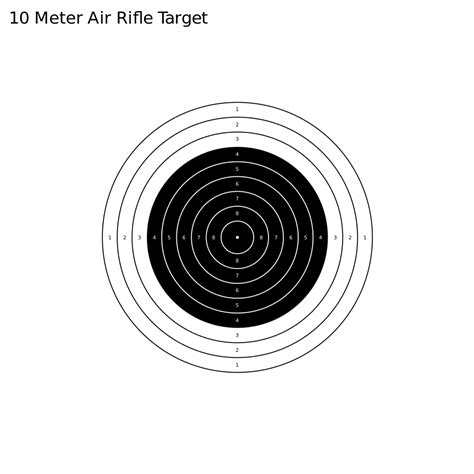 printable targets air rifle printable airgun targets
