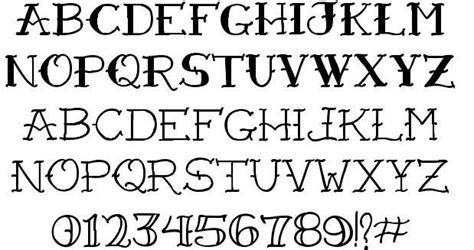 free tattoo fonts volstead 17 best images about tattos on pinterest fonts bad