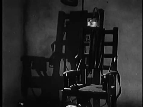 vintage electric chair with l stock footage