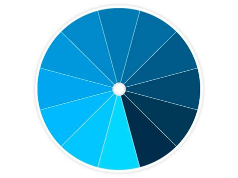 monochromatic color wheel color wheel primer hgtv