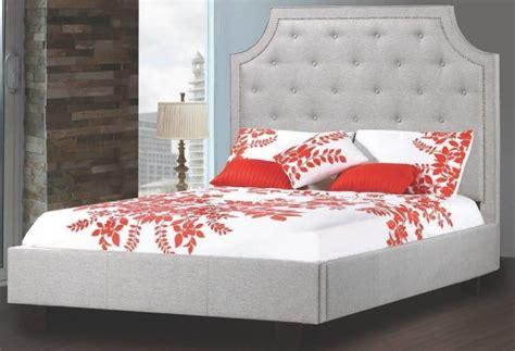 bed headboards canada r198 canadian made rosemount tailored headboard and bed