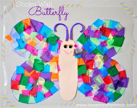 like glue testo sticky wall butterfly jpg â sä nä f 214 ä retmenleri ä 231 in