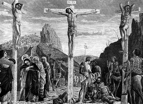 crucifixion clipart