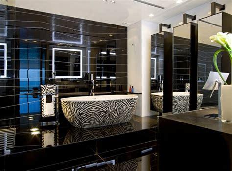 Schwarzes Badezimmer by Badezimmer Ideen In Schwarz Wei 223 45 Inspirierende Beispiele