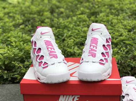 Sneakers Morymony Cheap Sneaker Room X Nike Air More Money White Pink For