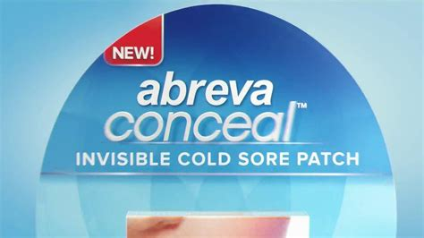 abreva commercial actress abreva conceal tv commercial ispot tv