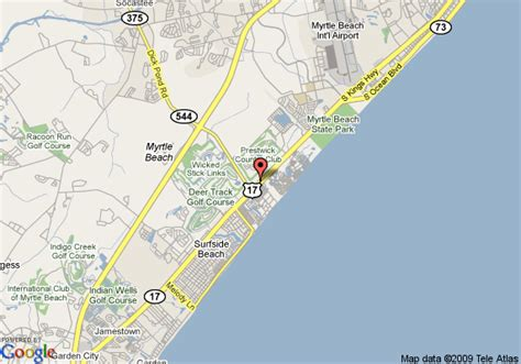 south myrtle beach sc map u haul self storage map of myrtle beach