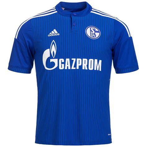 Jersey Schalke Home 201617 Official fc schalke 04 adidas children s home jersey s04 d88448 128 140 152 164 176 ebay