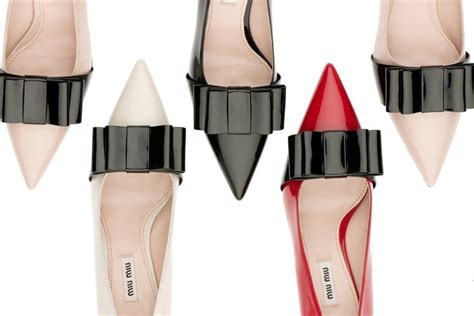 10 Coolest Miu Miu Shoes by Miu Miu Here Are The New Shoes Vogue It