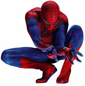 The amazing spiderman costume the iron spider