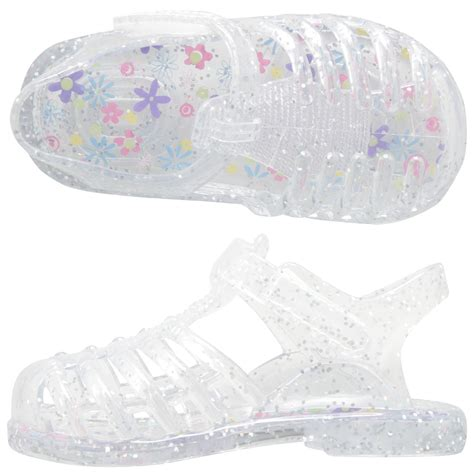 jelly shoes for baby teeny toes infant jelly sandal payless shoes