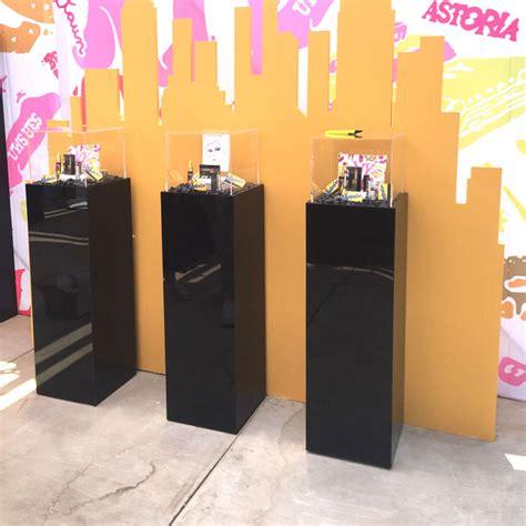 pedestal events plexi pedestal rental for los angeles events