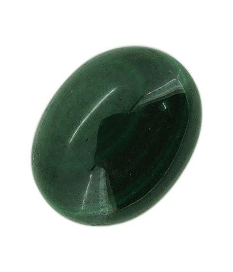 rashi ratan pmkk gems green cabachon astrological
