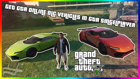 tutorial gta online ps4 gta 5 how to get gta online dlc cars free in gta