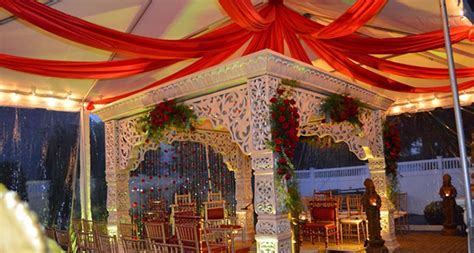 Contemporary Décor Ideas for a Low Budget Indian Wedding