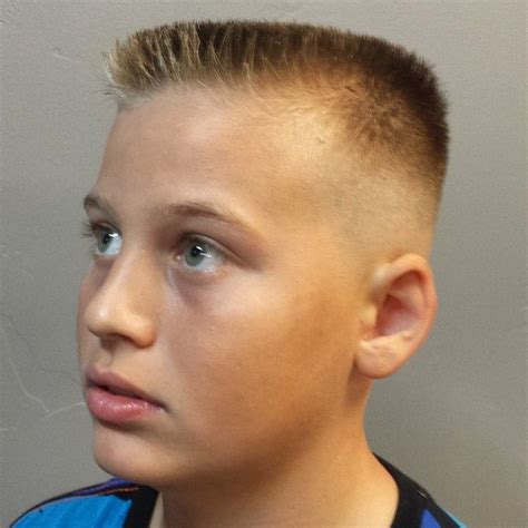 flat cut hairstyles pictures flat top haircut kids