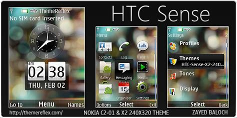 cute themes for nokia x2 02 tema nokia c2 01 x2 00 240x320 dengan media player