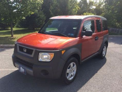 Used Honda Element For Sale by Used Handicap Honda Element For Sale By Owner Autos Post