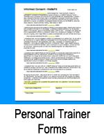 webefit personal trainers contact information and links