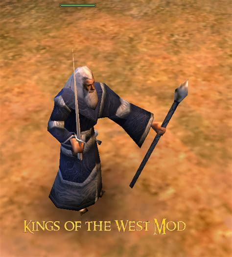 Bw Blue Wizards blue wizards pallando image of the west mod for battle for middle earth mod db