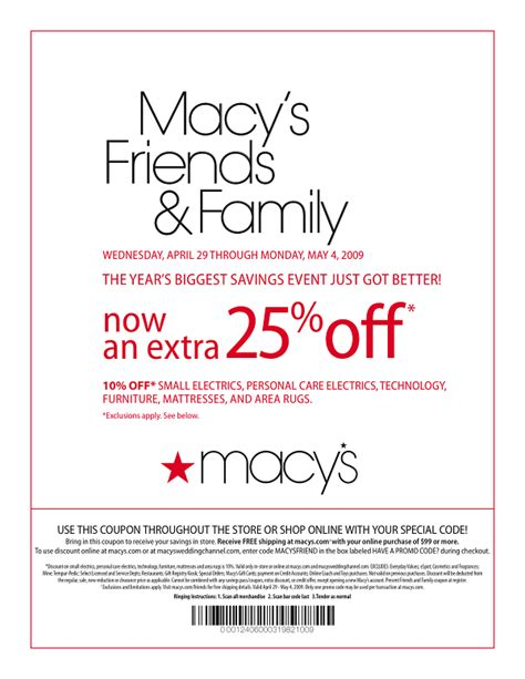 Where Can I Use My Macy S Gift Card - macys retail coupon codes 2017 coupon codes blog