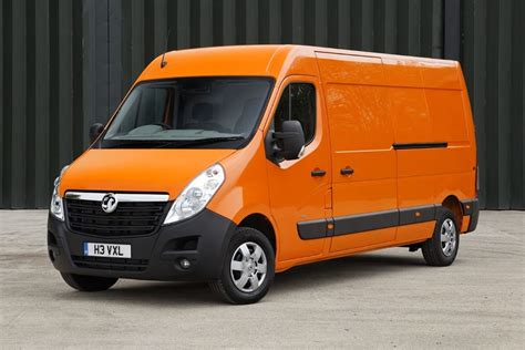 vauxhall orange vauxhall movano 2010 van review honest john