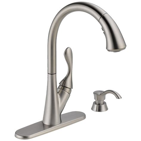 KITCHEN. Excellent Kitchen Faucets Style Design: moen kitchen faucet review best stainless steel