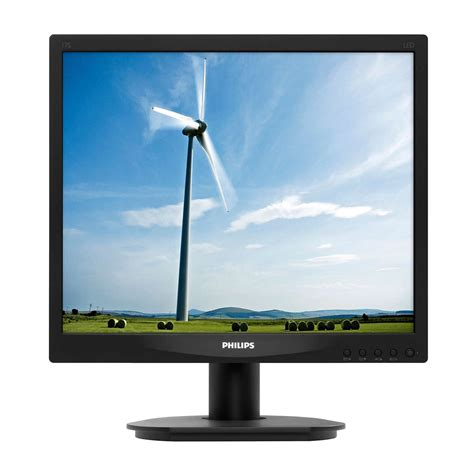 Led Monitor Philips lcd monitor led backlight 17s4lsb 00 philips