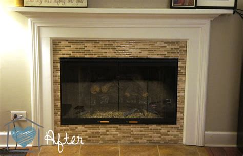 Stick On Fireplace Tiles by Hometalk Easy Diy Tiling With Smart Tiles