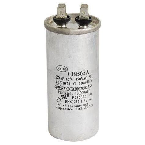 Kapasitor 2 2 Uf 450vac can bulky style capacitors of table fan be replaced by