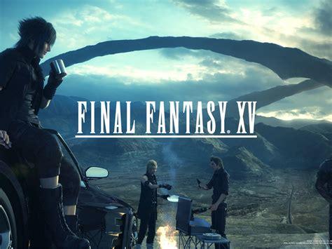 final fantasy xv   wallpapercom