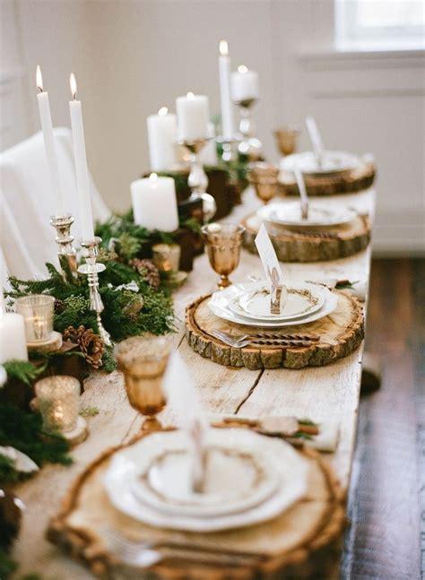 tavola natalizia idee arredare casa per natale