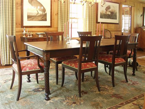 vermont dining table custom maple leaf dining table dining room furniture vermont