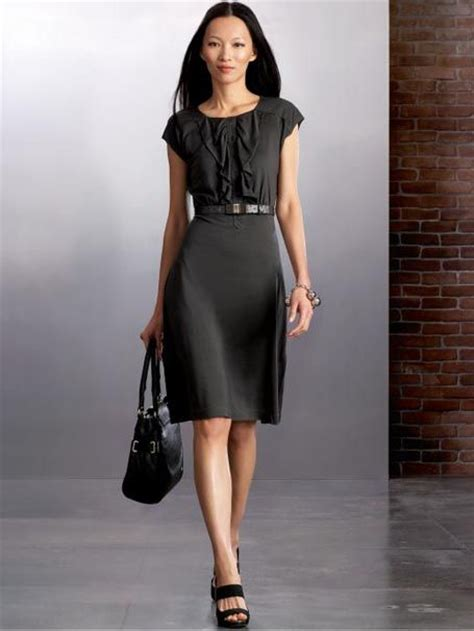 office wear work wear dresses corporate attire  women