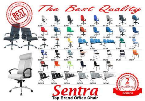 Kursi Kantor Merk Activ jual bangku kerja terlengkap sentra office
