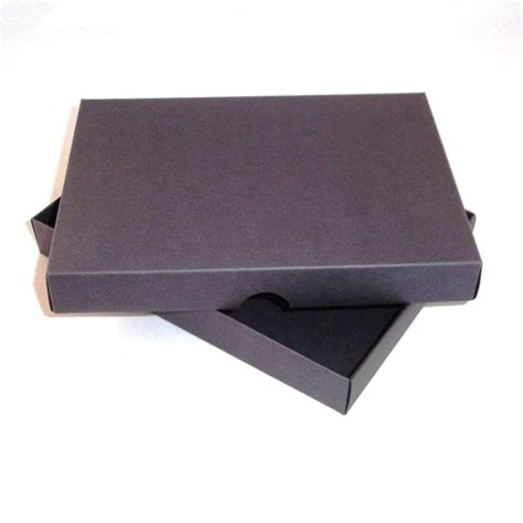 Greeting Card Box Template by A4 Black Greeting Card Boxes For Handmade Cards